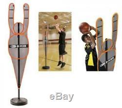 SKLZ D-Man Trainer Defensive Mannequin Solo Practice Football Basketball Games