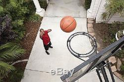 SKLZ Double Double 2-in-1 Shooting and Rebounding Basketball Trainer