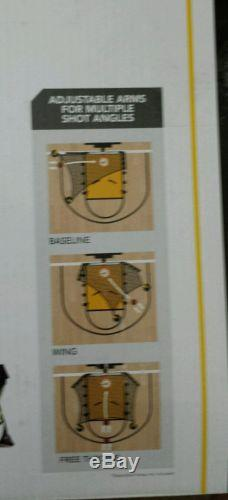 SKLZ RAPID FIRE II Ball Return Basketball Shooting Trainer Rebounder Backstop