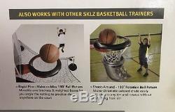 SKLZ Rain Maker Shot Trajectory Rebounding Basketball Trainer