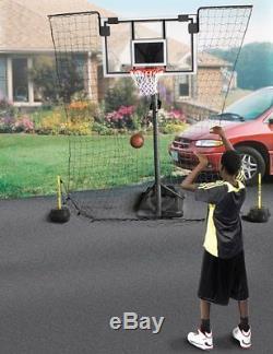 SKLZ Rapid Fire Basketball Ball Return Trainer