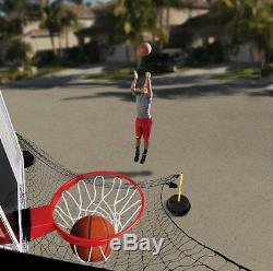 SKLZ Rapid Fire Basketball Ball Return Trainer Ball Returns and Guard Nets