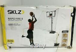 SKLZ Rapid Fire II Make or Miss Ball Return, 180-Degree