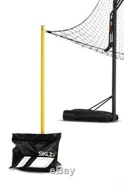 SKLZ Rapid Fire II Make or Miss Ball Return, 180-Degree, Brand New