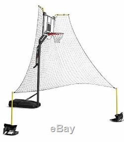SKLZ Rapid Fire II Make or Miss Ball Return, 180-Degree FREE2DAYSHIP TAXFREE