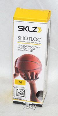 SKLZ Shotloc Basketball Shooting Trainer Medium NEW