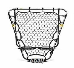 SKLZ Solo Assist Basketball Rebounder, Portable and folds flat for easy storage
