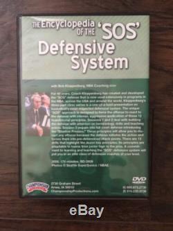 SOS Defensive System Basketball DVD Kloppenburg