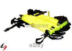 SPEEDSTER 28' Speed Training Agility Ladder with Carry Handle & Bag