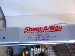 Shoot-A-Way Basketball Return Basketball Training System NICE! SR787