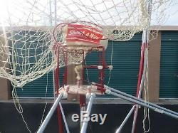 Shoot-A-Way Basketball Return System Hoop Shot Training Aid Practice Shooting