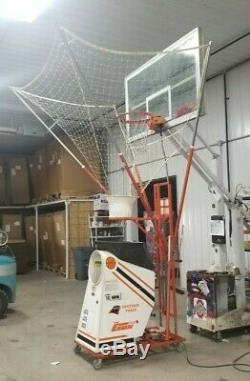 Shoot-A-Way Gun Basketball Shootinig Machine. Model 6000. Good Condition