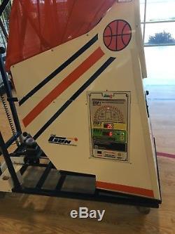 Shoot-A-Way The Gun 8000 Basketball Practice Machine See Description