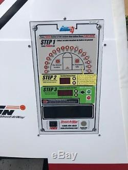 Shoot A Way The Gun Automatic Rebounder Basketball Training Machine