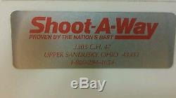 Shoot A Way The Gun Basketball Shooting Machine
