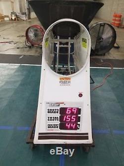 Shoot-A-Way The Gun professional basketball shooting machine