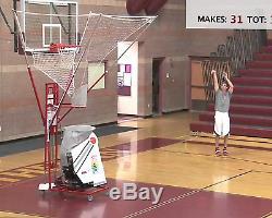 Shoot Away Gun 8000 Basketball Shooting Machine
