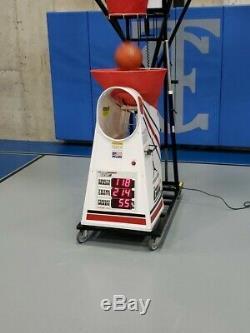 Shoot Away The Gun 6000 Rebounder Basketball Machine