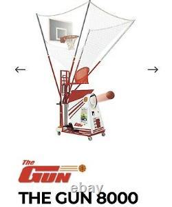 Shoot-Away The Gun 8000 -Mint Condition