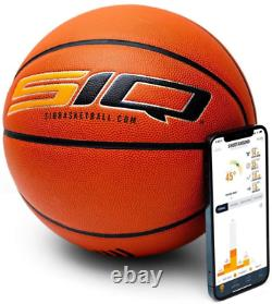 SiQ Smart Basketball Automated Shot Tracking Improve Your Game! Connects to