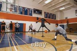 Sklz D Man Pro Basketball Defensive Mannequin For Offense And Defense Drills