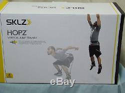 Sklz Hopz Verticle Jump Trainer Heavy/Light Bands Brand New