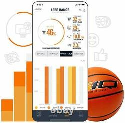Smart Basketball Automated Shot Tracking Improve Your Game! 6 (28.5)