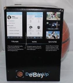 Smart Training Basketball, iOS Android App Virtual Coach Ball Handling Sports