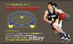 Soramame Japan Air Dribble Basketball dribble self-training in the living room