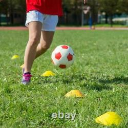Speed Agility Training Set for Soccer Lacrosse Hockey Basketball Drill Yellow