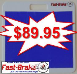 Starter Kit (White base, 1 Washable Mat Blue) 18x19