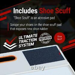 StepNGrip Courtside Shoe Grip Traction Mat NEWEST Sticky Mat