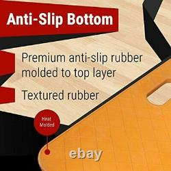 StepNGrip Courtside Shoe Grip Traction Mat Newest Sticky Mat Never Needs