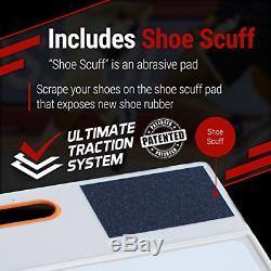 StepNGrip Courtside Shoe Grip Traction Mat Newest Sticky Mat Never Needs Rep