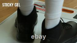 StepNGrip Courtside Shoe Grip Traction Mat Newest Sticky Mat (New Grip)