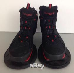 Strength Shoes Black Size 13 Mens Basketball Vertical Jump Training Polymetrics