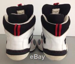Strength Shoes White Size 11 Mens Basketball Vertical Jump Training Polymetrics