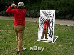 Teaching and Training Mirror Golf, Soccer, Baseball, Tennis
