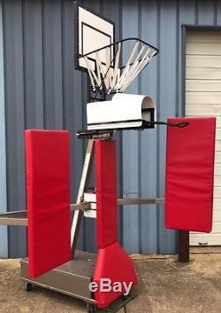The Dominator Basketball Post Station Shooting Machine Shoot A Way