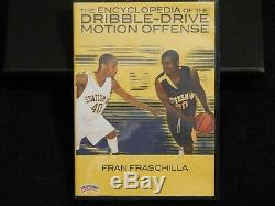 The Encyclopedia of the Dribble Drive Motion Offense by Fran Fraschilla