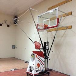 The Gun 8000 Basketball Shooting Machine