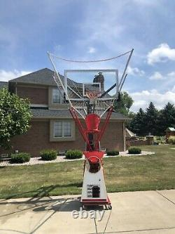 The Gun 8000 By Shoot-A-Way USED And Fully Functional Baskeball Training