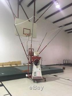 The Gun Basketball Shooting Machine By Shoot-A-Way
