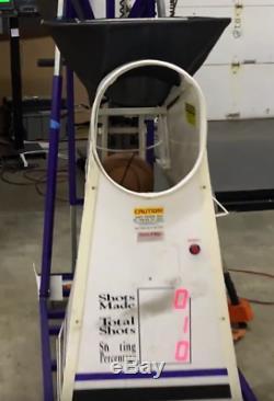 The Gun Basketball Shooting Machine by Shoot-a-Way Model 6000