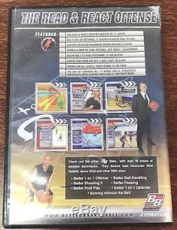The Read & React Offense Better Basketball 6 DVD Set