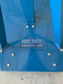 Toss Back Varsity100 (as is)