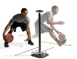 Training Equipment Dribble Stick Basketball Trainer Aid Plyometric Agility Speed