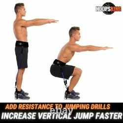 Vertical Jump Resistance Bands Jump Higher 5 Pairs of Different