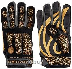 Weighted Anti-Grip Basketball Gloves for Ball Handling, Improved XX-Large
