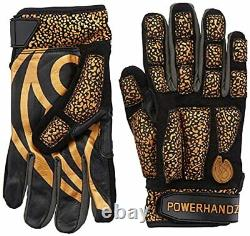 Weighted Anti-Grip Football Gloves for Strength and Resistance Training Medium